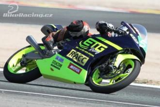 Michal Búlik - vydarený test v Albacete