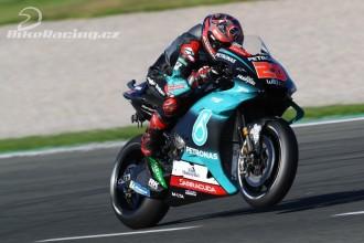Test MotoGP Valencia – úterý