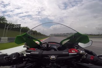 VIDEO – test nové Ninja ZX-10R jezdci KRT