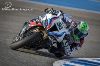 BMW v Jerezu za očekáváním