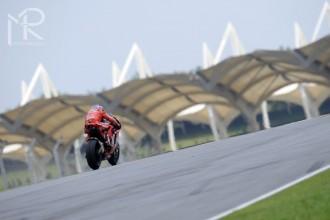 Zklamání u tovární Ducati