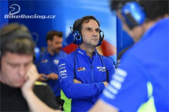 Brivio: Suzuki na odchod nepomýšlí