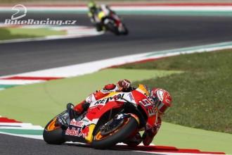 Márquez: Nebude to snadný závod