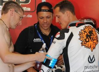 Michael Schumacher pojede mistrovství světa