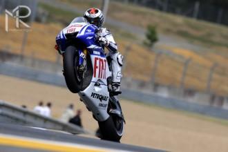 MotoGP a HD 3D