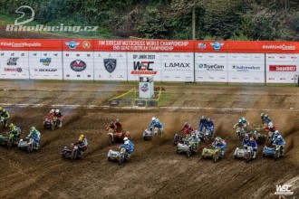 MS Sidecarcross 2021 – Jinín