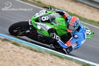 Ondra Ježek připraven na Le Mans