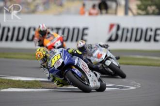 Rossi zvýšil svůj náskok v celkovém pořadí