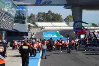 Zuda a Gurecký po závodech v Jerezu