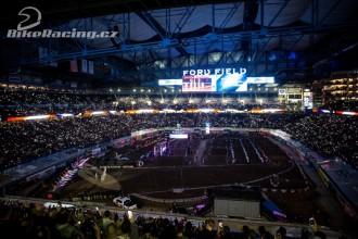 AMA/FIM Supercross 2019 – Detroit