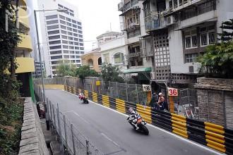 Macao GP  kvalifikace