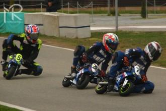 Minibiky v sezoně 2009