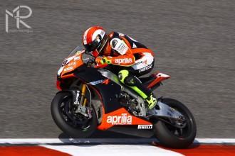 Simoncelli nadšen ze superbikového prostředí