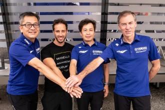 Yamaha a Dovizioso společně do roku 2022