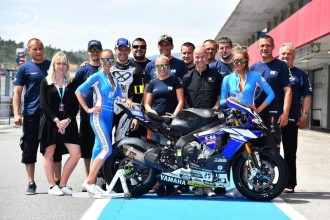 Yamaha Maco Racing Team v Portugalsku