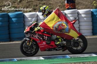 Jezdci Ducati hodnotí víkend v Jerezu