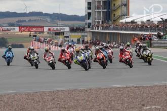 Jezdecké ohlasy MotoGP na Sachsenring (1)