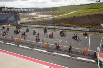 Problémy českých jezdců v Cuna de Campeones