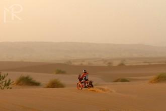Rally Dakar v Argentině a Chile