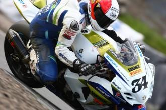 Tommy Hill pojede Suzuki i na Brands Hatch