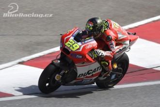 Ducati Team pokračuje v pokroku