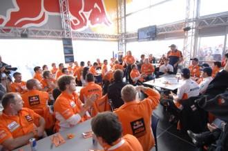 Představitelé KTM k Dakaru 2008