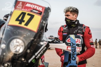 Rally Dakar 2021: 5. etapa