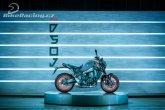 Yamaha MT-09 Hyper Naked 2021