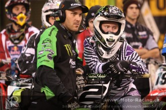 AMA/FIM Supercross 2010  Indianapolis