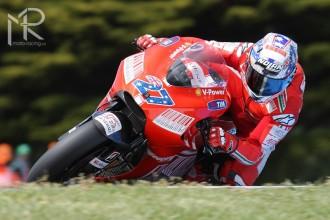 Casey Stoner nehodlá opustit Ducati