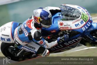 GP Británie uvidí závod čtvrtlitrů