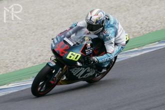 GP Catalunye  1. trénink 125cc