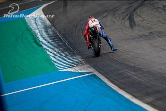 Miller po testu v Jerezu