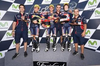 Red Bull Rookies Cup Aragon – sobota