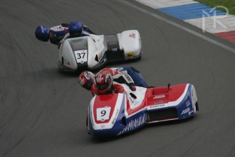 Změna v kalendáři MS Sidecar 2008
