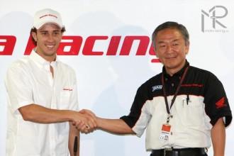 Dovizioso v Repsol Honda Teamu
