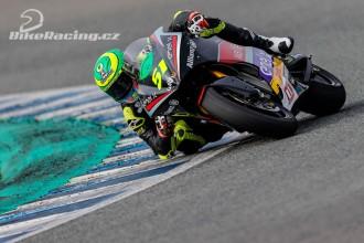Granado v Jerezu nejrychlejší