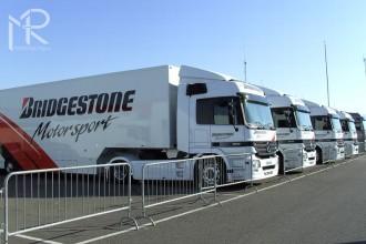 Pneu pro Silverstone nebudou problémem