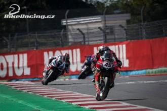 Redding vybojoval Ducati pódium