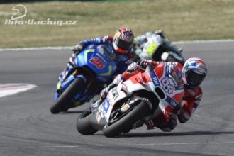 Šesté a sedmé místo pro Ducati