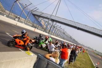 Finále za čárou-šestý závod CEC 2009