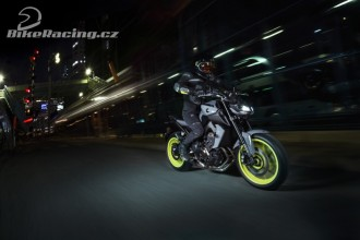 Nová Yamaha MT-09