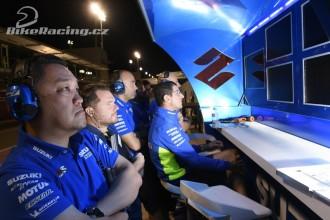 Suzuki dokončila test bez Iannoneho