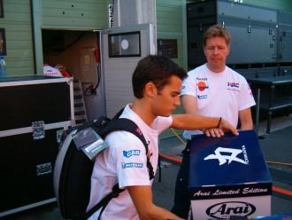 Chlapci od Repsolu připraveni na Brno
