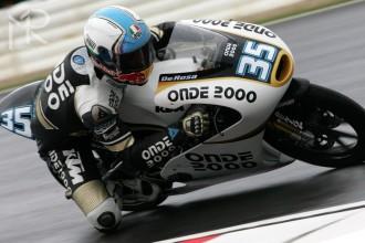 GP ČR 125  2. kvalifikace