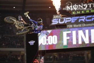 Kalendář AMA/FIM Supercross 2021