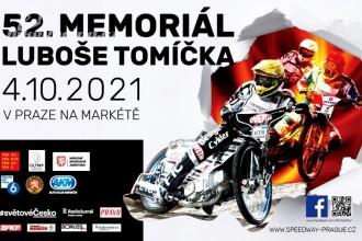 Memoriál L. Tomíčka první pondělí v říjnu