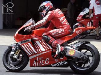 Testy MotoGP  Barcelona (2)