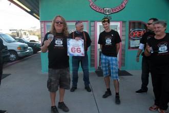 Ocenění pro Českou asociaci Route 66