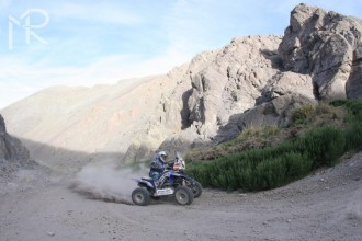 Rally Dakar 2010  12. etapa